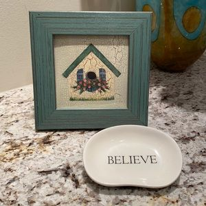 Small Picture & Jewellery Tray